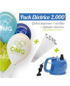 PACK ELECTRICO 2000
